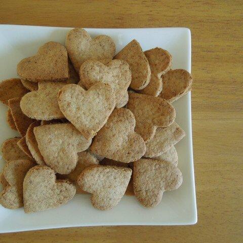 ヴィーガン 全粒粉のクッキー(20枚入り)