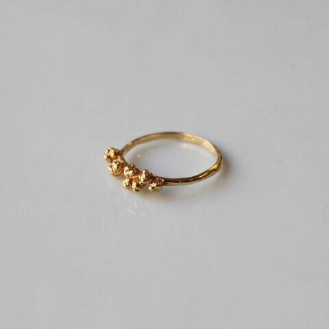 ミモザのリング