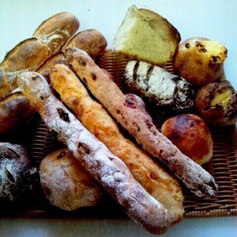パンがいっぱいお得なセット