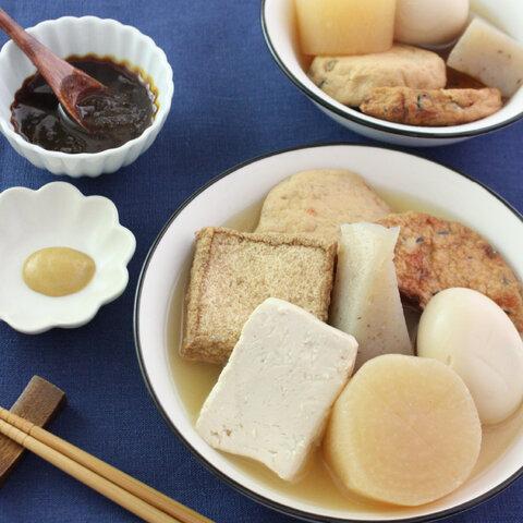 【新発売】豆腐屋さんのおでん(1人前)