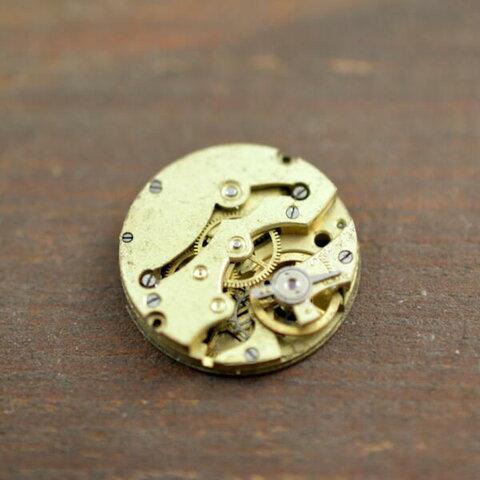 時計 ムーブメント 真鍮カラー (B4)