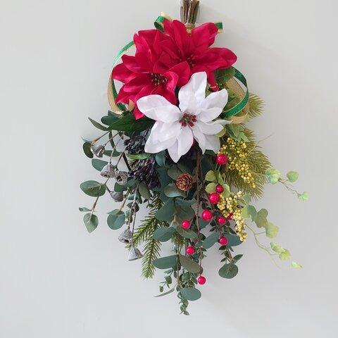 クリスマススワッグ②