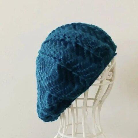 Sale🍁ニットベレー帽