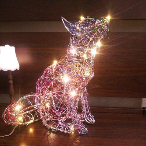 黄昏猫(ライトつき)