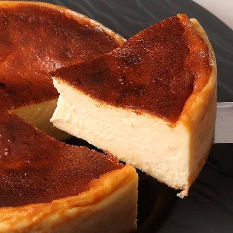 とけだすバスクチーズケーキ「とけバス」ホールケーキ12cm