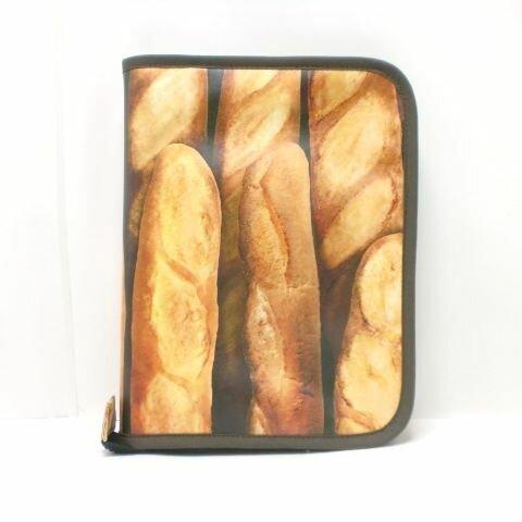 B6サイズの手帳・ブックカバー(ワイド)『パンとミルクのマリアージュ』