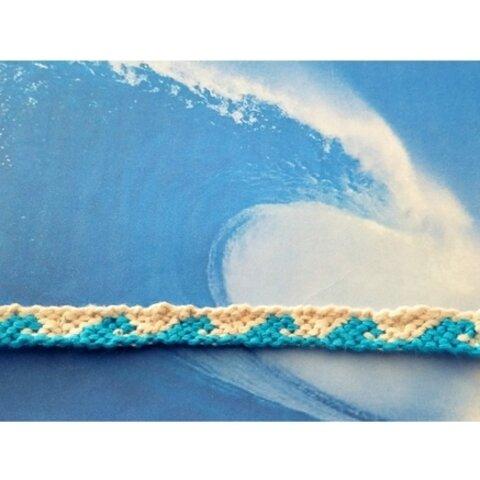 ☆波、ウェーブwave、海、アンクレットサーフSURF、西海岸☆