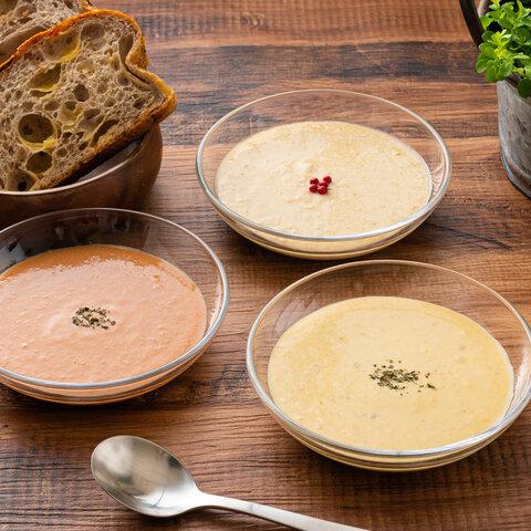 野菜34種&米麹入り スープ6種6個ギフトセット【送料無料】040MA6P