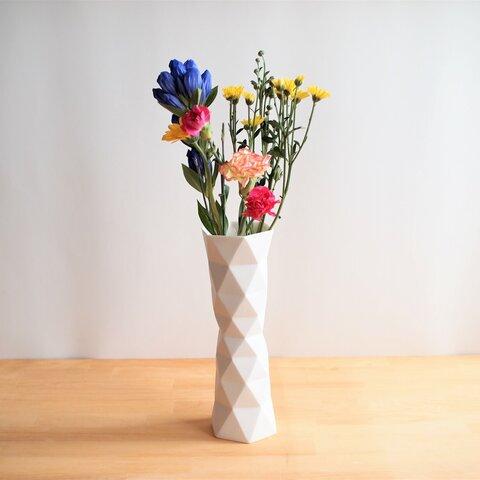 origami花瓶~Greece~(ホワイト)