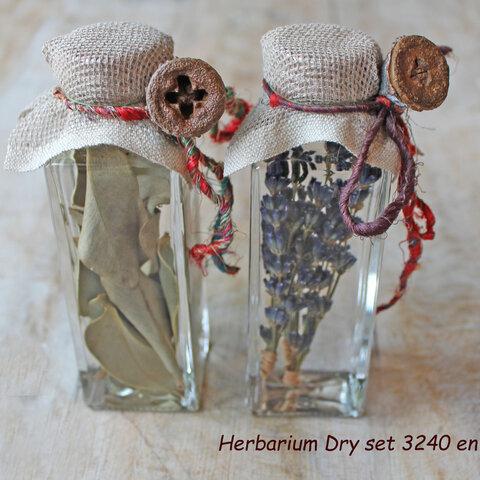 Herbarium Dry set
