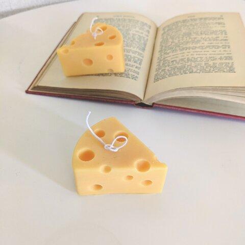 チーズキャンドル