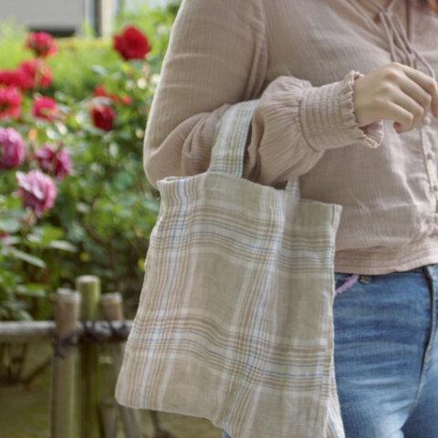 """【送料無料】👜 """"Handie"""" Mini Tote Bag (ハンディー ミニトートバッグ)👜"""