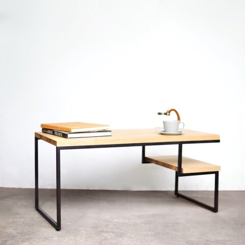 low table natural