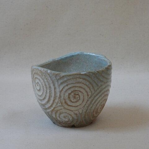 渦空植木鉢(φ)