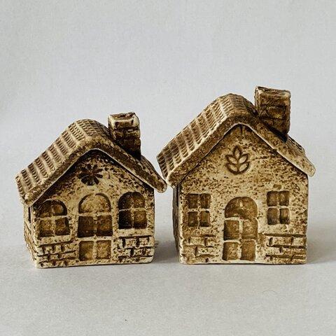石粉粘土で作った家 大 295〜6