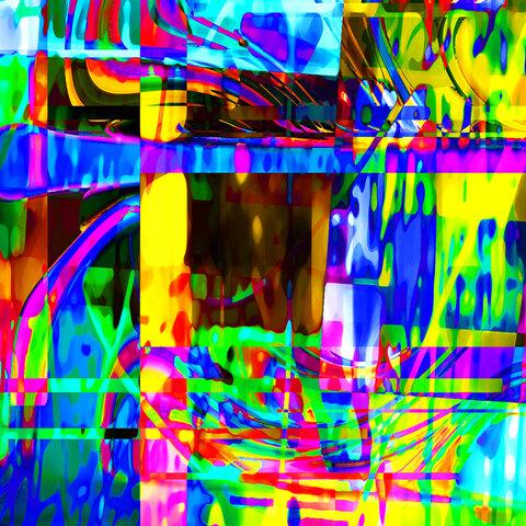 CG抽象画(タテ)0601