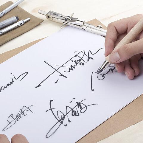 署名設計・手描きサインを作成します送料無料 受注制作