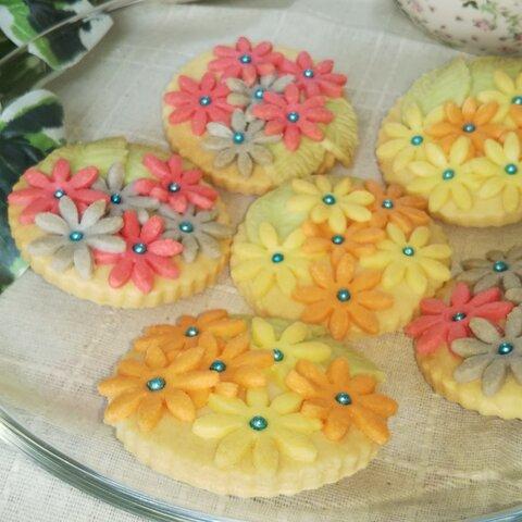 カラークッキー ブーケ💐 【6枚set】詰合せ💐 母の日