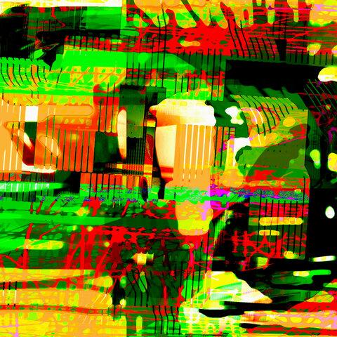 CG抽象画0742
