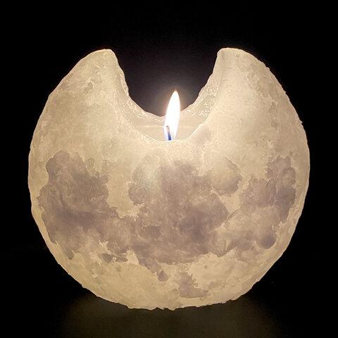 月齢 キャンドル