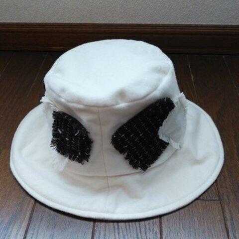 パッチワーク風hat