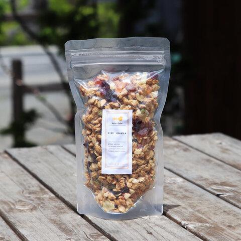 季節限定 秋のりんご紅茶のグラノーラ 200g単品