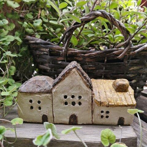 小さな家〈モルタルデコ〉