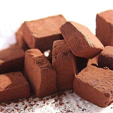 生ショコラ ミルク 袋入り<ベルギー製最高級ショコラ&オーガニック豆乳使用>