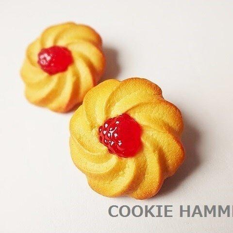 ラズベリークッキー