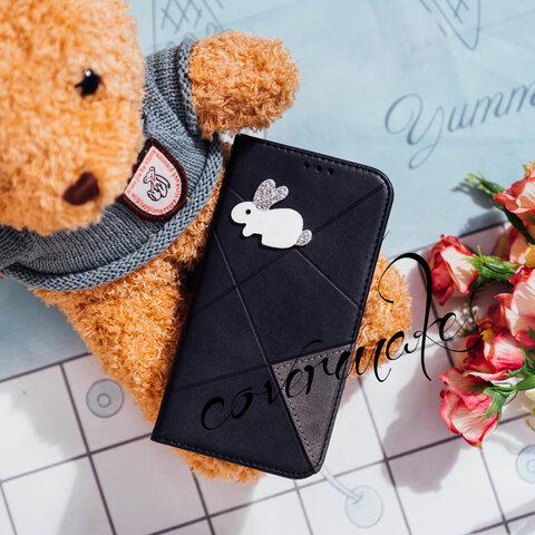 おしゃれ iphone ケース 手帳型 iphone11pro iphoneXS  SE2 11 8plus スマホケース