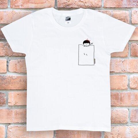 tシャツ ポケット