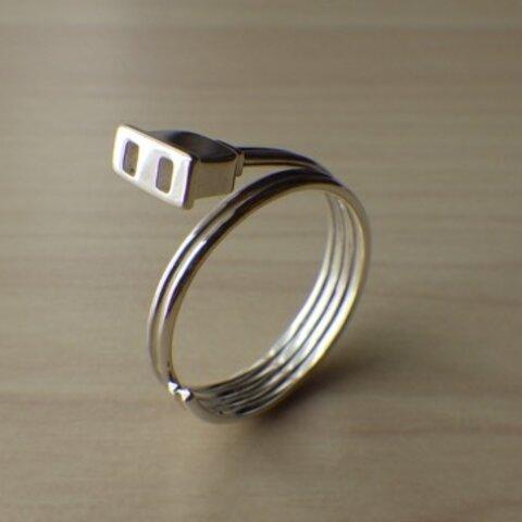 コンセントのリング