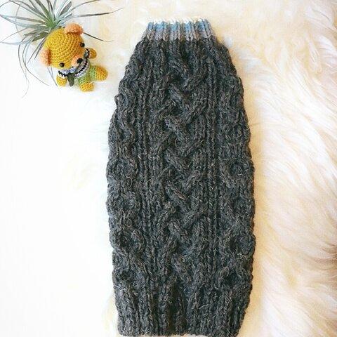 L💙118犬☆猫用手編みセーター