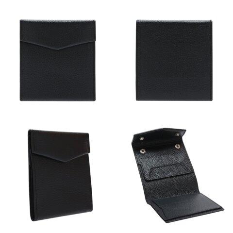 【高級本革】ミニマレザー ミニマリスト コンパクト ウォレット 財布 コインケース