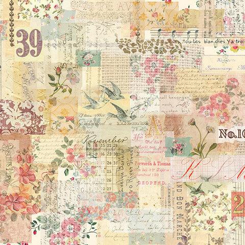【デザインペーパー】Antique Spring 商品No.19