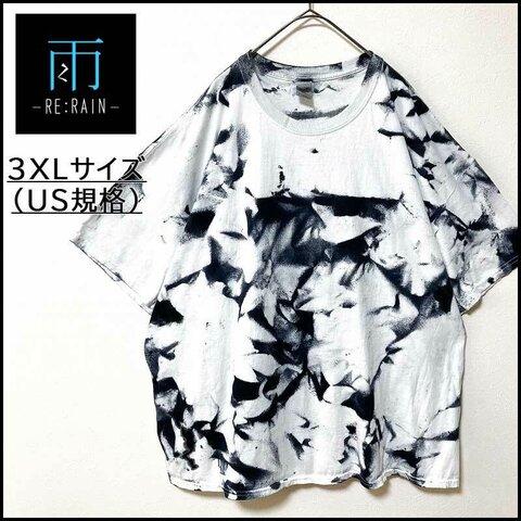 メンズ服新品タイダイ半袖Tシャツ3XL オーバーサイズ 韓国風 大きめ ブランド