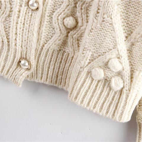 New!受注制作  秋と冬*可愛いセーター コート