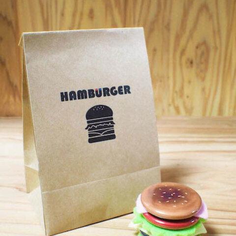 ハンバーガーマグネット