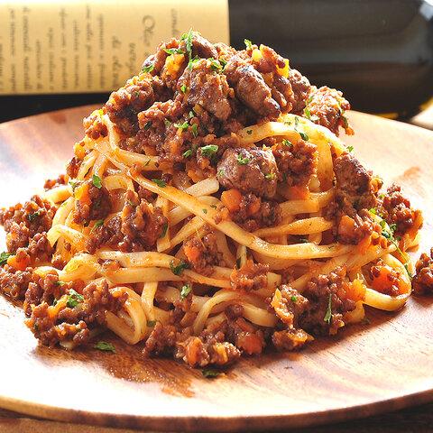 【生パスタ麺&ソース】 ララポルタの本当に美味しい牛肉のボロネーゼ 1人前