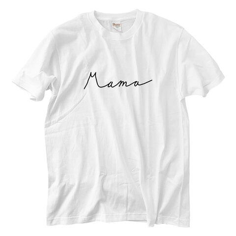 Mama(ママ) Tシャツ(5.6oz)