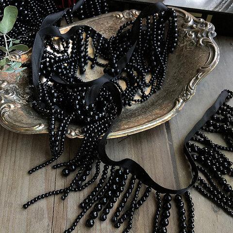 パールフリンジブレード Black(10cm単位)