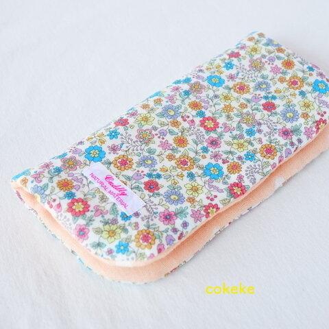 ⭐︎new⭐︎ Floral Mix  ふわっふわの8重ガーゼ ハンカチ  20cm