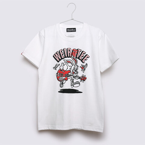 [Weirtee] Mサイズ: THE BEAT GOES ON / Tシャツ