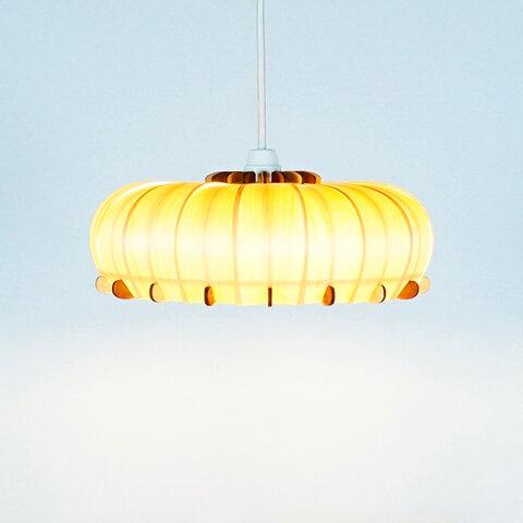 「エリンギ」木製ペンダントライト 照明 おしゃれ かわいい