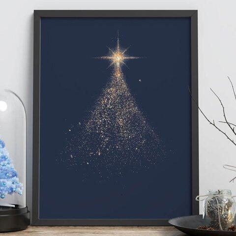 アートポスター | クリスマス | P067
