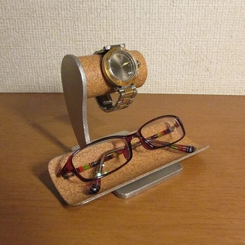 誕生日プレゼントに 腕時計、眼鏡ディスプレイスタンド No.20180816