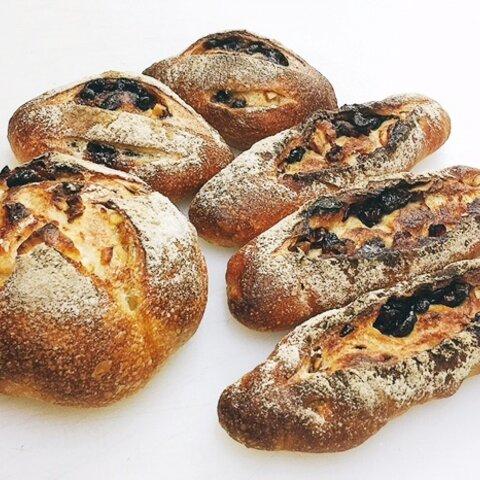 《ハード系甘いパン好きの方にオススメ♡》各種ぷち詰め合わせ