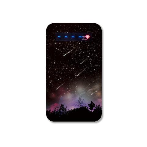 流星BLACK モバイルバッテリー / 充電器