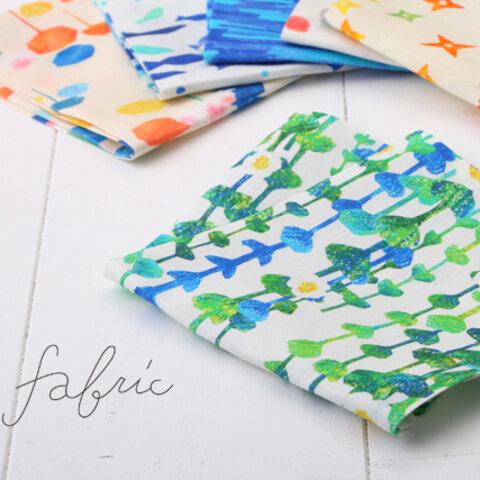 近江湖東麻のハンカチ 1/6 fabric