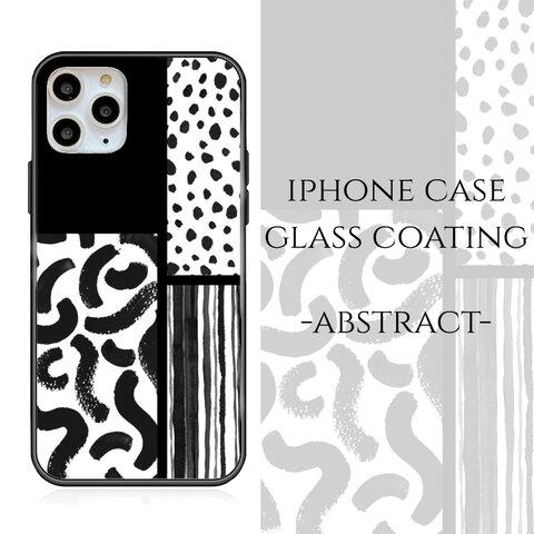 iphone ケース おしゃれ iphone13 12 pro シンプル iphonese 11 XR Xs max スマホケース 8 7 レトロ アート 抽象画 モノクロ